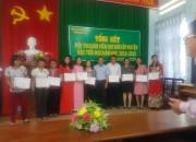 Kết quả thi giáo viên dạy giỏi cấp huyện năm học 2018-2019