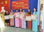 Kết quả khen thưởng CBGVNV và HS năm học 2018-2019