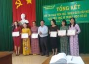 Kết quả Hội thi GVCN giỏi cấp huyện năm học 2019-2020 (Ngô Quyền)