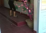 Hình ảnh hoạt động phòng chống dịch Corona của trường Tiểu học Ngô Quyền