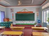 Hình ảnh hội thi trang trí lớp học chào mừng ngày Nhà giáo Việt Nam 20/11